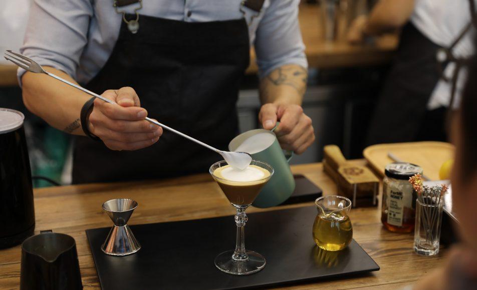 Comedie's Coffee Cocktail Workshop | 咖啡雞尾酒工作坊